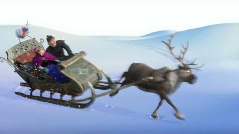 Disney's Frozen - Sleigh Ride