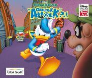 Donald Duck Quack Attack - Box Art