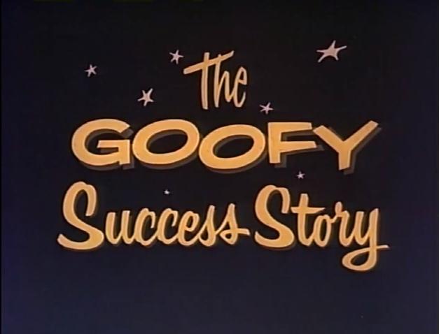 The Goofy Success Story