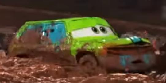 Hit (Carros 3)