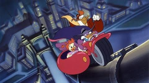 Jim Cummings Talks 25 Years of Darkwing Duck