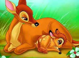Mãe do Bambi