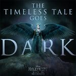 Maleficent The Timeless Tale Goes Dark Poster