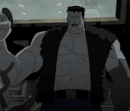 El Monstruo de Frankenstein (Marvel)