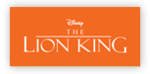 Official The Lion King Signature Collection Logo