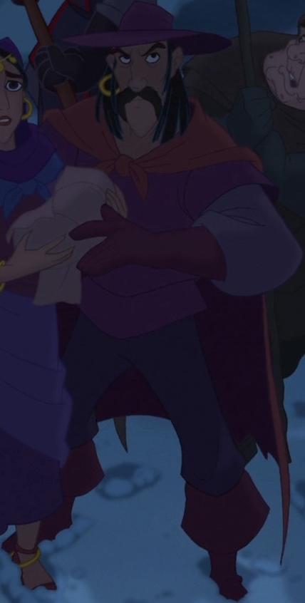 Quasimodo's Father