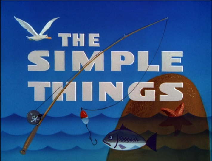 The Simple Things (song)