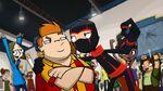 Stanks Like Teen Spirit - Howard and Ninja