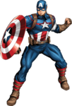 Avengers Ultron Revloutions-Captain america