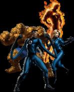 Fantastic Four Marvel Avengers Alliance
