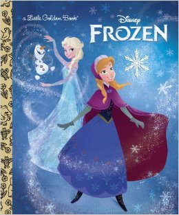 Frozen (Little Golden Book)