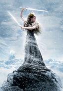 Jadis Narnia Poster