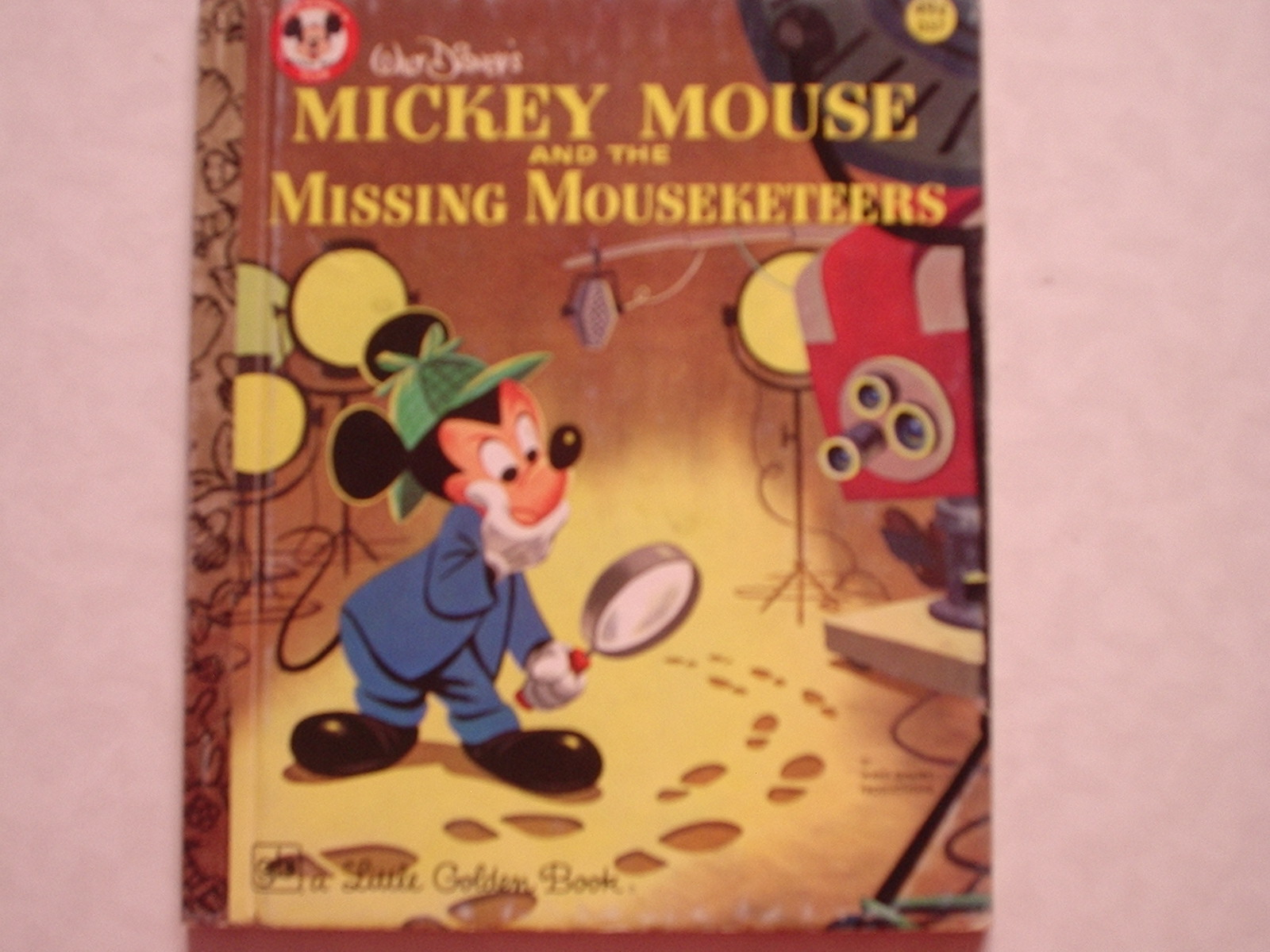 Mickey Mouse and the Missing Mouseketeers