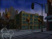 Millard Fillmore Middle School (night)