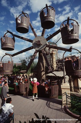 The Old Mill (attraction)