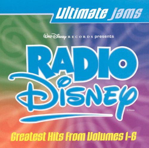 Radio Disney Ultimate Jams