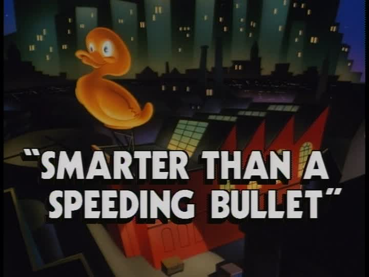 Smarter Than a Speeding Bullet