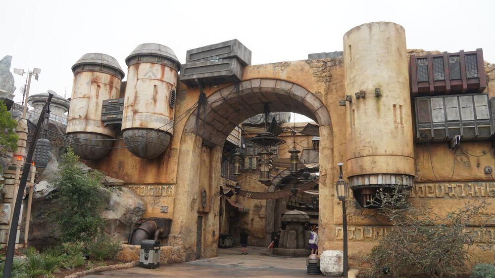 Star Wars: Galaxy's Edge (Disneyland)
