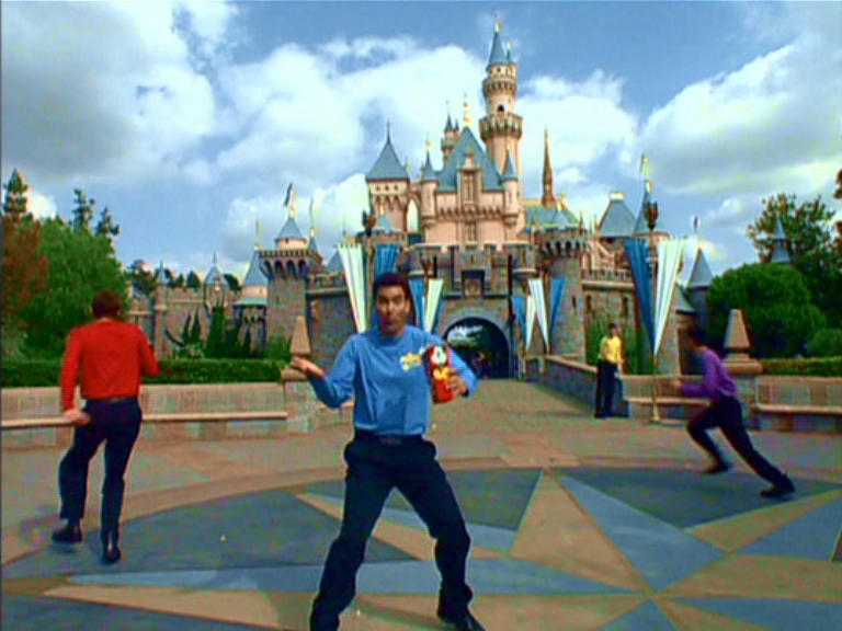 The Wiggles Live at Disneyland