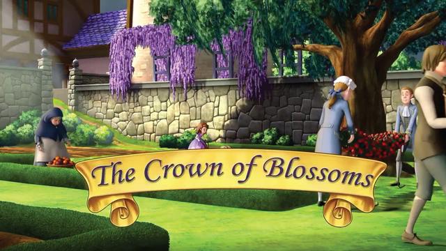 A Coroa de Flores