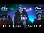 The Mighty Ducks- Game Changers - Official Trailer - Disney+