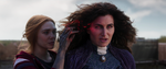 Wanda manipulates Agatha