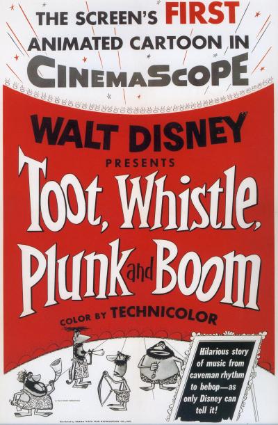 Toot, Whistle, Plunk e Boom