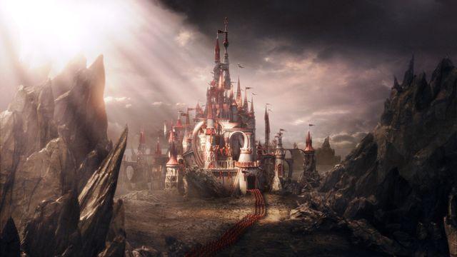 Castelo da Rainha Vermelha