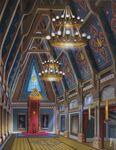 Arendelles Schloss Konzept