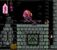 Beauty and the Beast SNES Gameplay