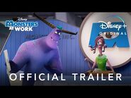 Monsters at Work - Official Trailer - Disney+