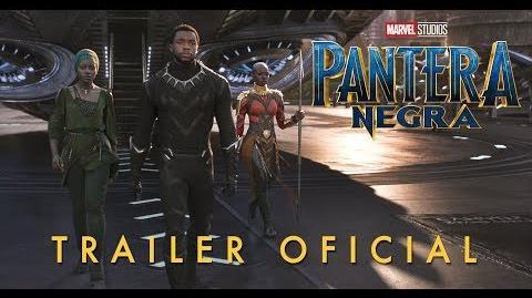 Pantera Negra – Trailer (legendado)