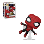 Spider-Man Upgraded Suit POP
