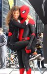 Spider Man Far From Home Behind the Scenes (3)