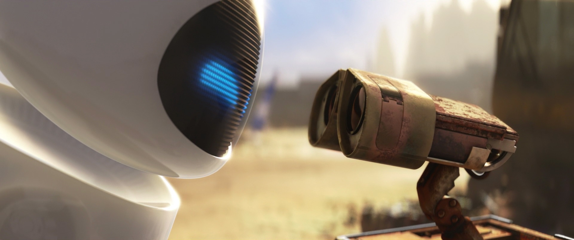 WALL-E (character)/Relationships