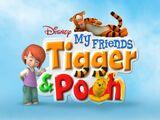 Meus Amigos Tigrão e Pooh