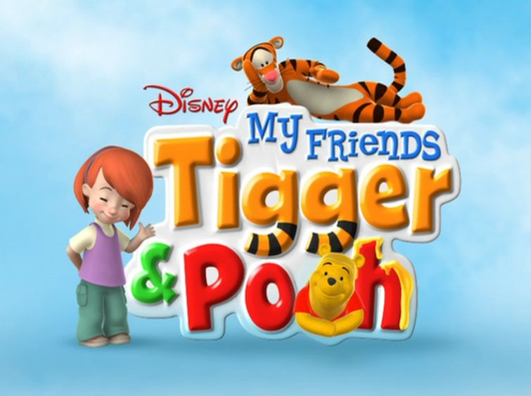 My Friends Tigger & Pooh episode list