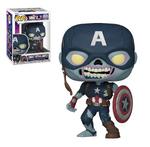Zombie Captain America POP