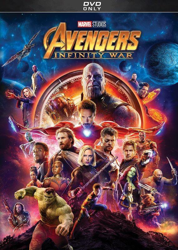 Avengers: Infinity War (video)