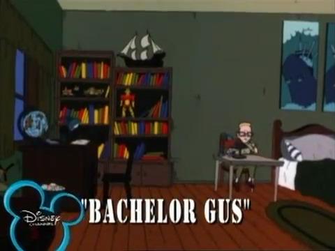 Bachelor Gus