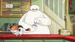Baymax and Mochi 5