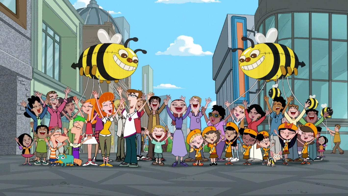 Bee Song
