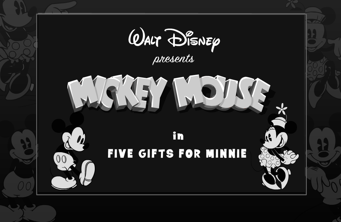 Five Gifts for Minnie