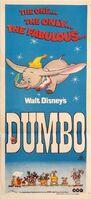 Dumbo australia poster 2