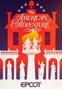 Epcot-experience-attraction-poster-the-american-adventure-1