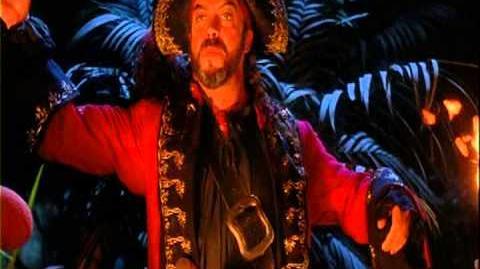 Muppet Treasure Island Commentary Hidden Treasure Video Silver Sings