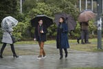 Once Upon a Time - 7x20 - Is This Heny Mills - Photography - Henry and Regina