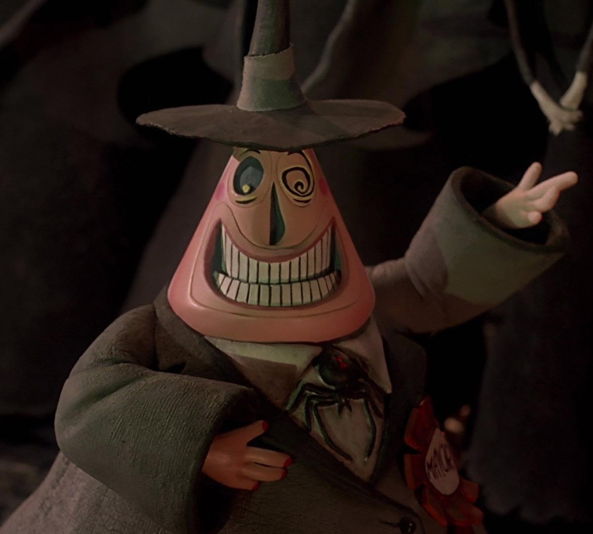 Mayor Of Halloween Town Disney Wiki Fandom Mayor disney (nightmare before christmas) #807. mayor of halloween town disney wiki