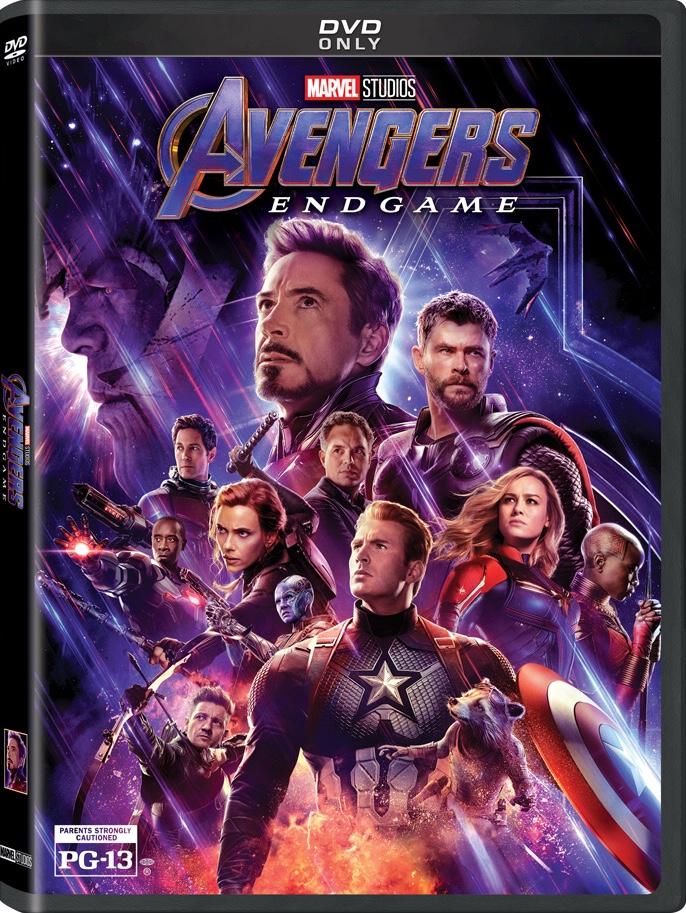 Avengers: Endgame (video)