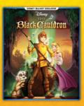 Black Cauldron Blu-ray cover better quality